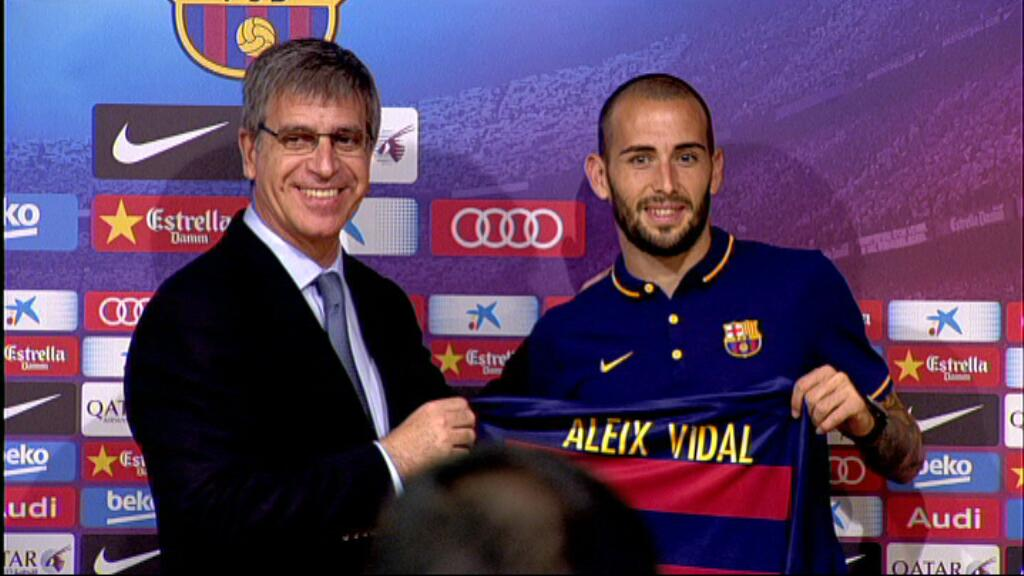 10 facts about Aleix Vidal