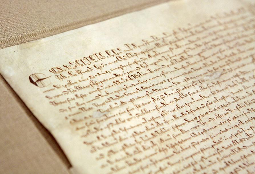 FOTO Magna Carta