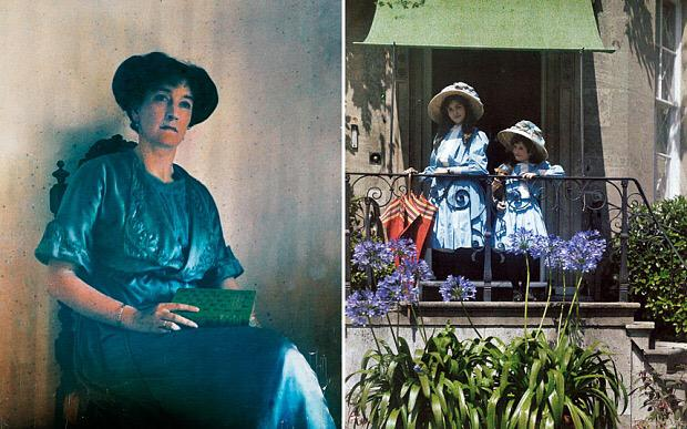 The beautiful, 100-year-old work of forgotten colour photography pioneer Etheldreda Laing http://t.co/ZL1ndmq8fX http://t.co/JIa5TTZlRR