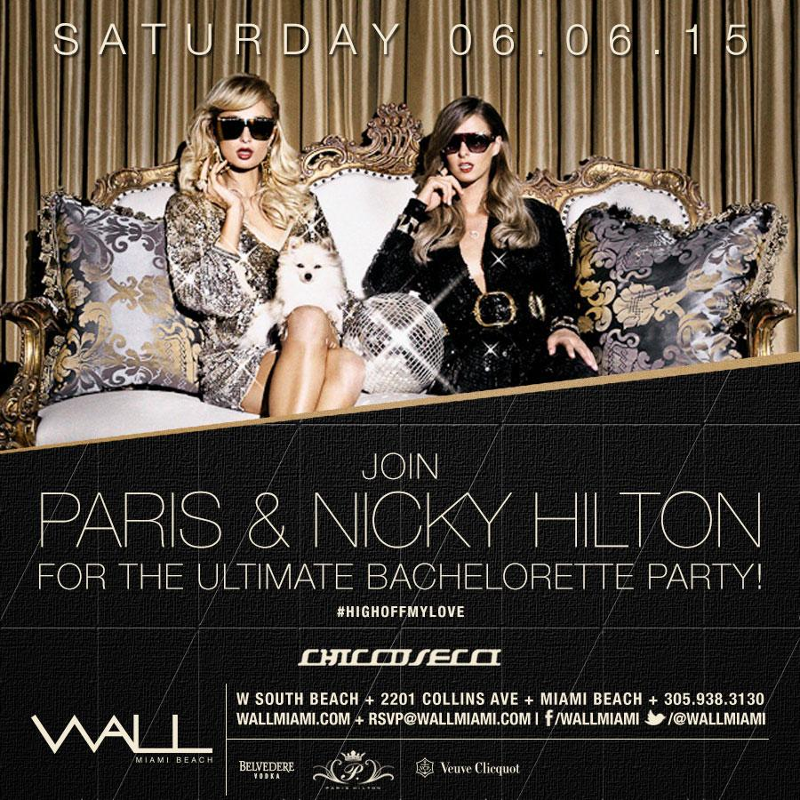 Tonight! #ParisHilton returns to WALL! More info: http://t.co/DSDYzDCVpS http://t.co/OI0IgIQq1X