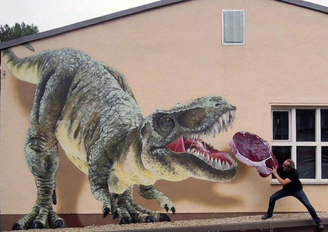 mirta imperatori on twitter fun street art stencil in norway by