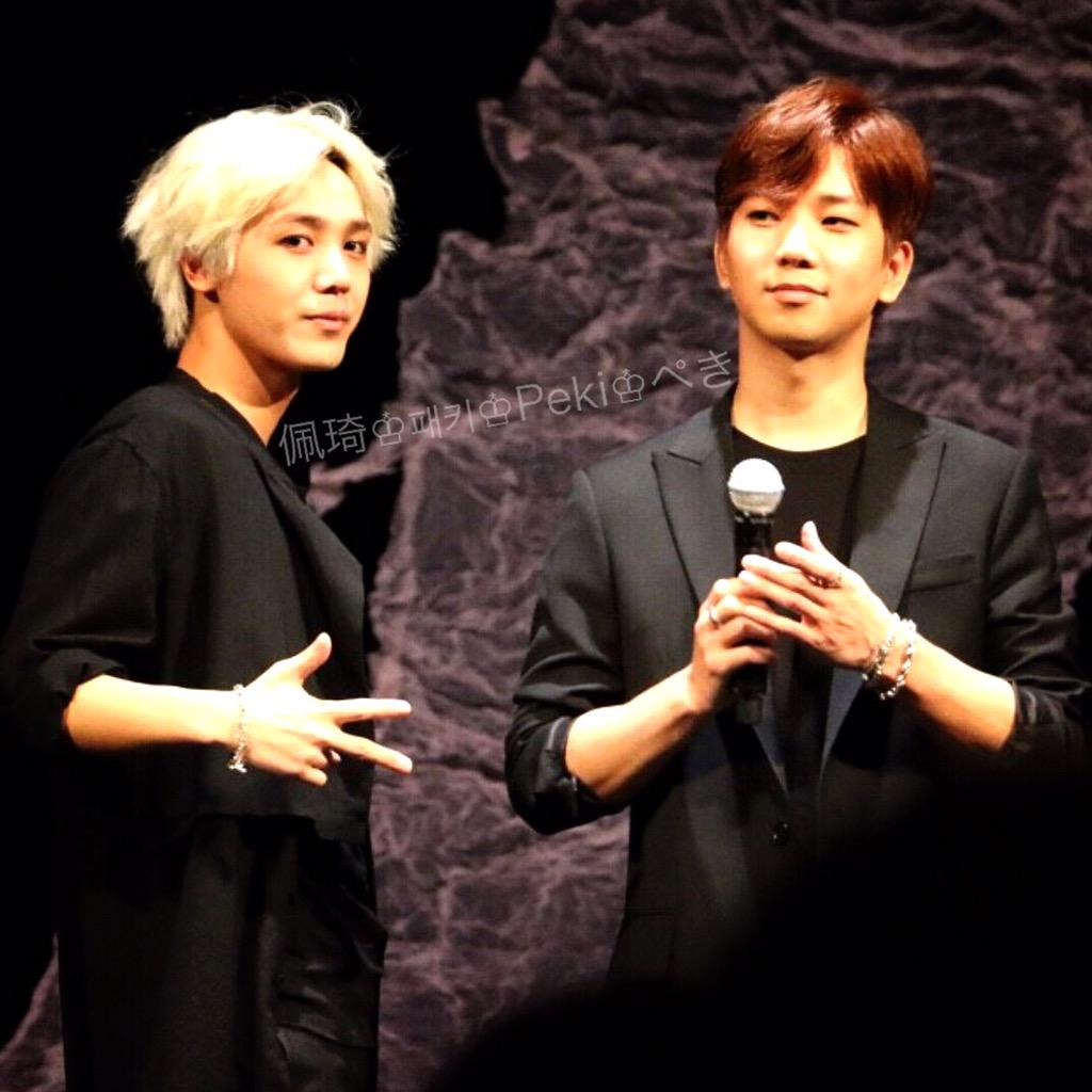 150606 Super Live in OMIYACITY #MBLAQ #GO #Byunghee #지오 #병희 #MIR #미르 #鄭丙熙 #房哲鏞 http://t.co/pYuTz2Z0Ux