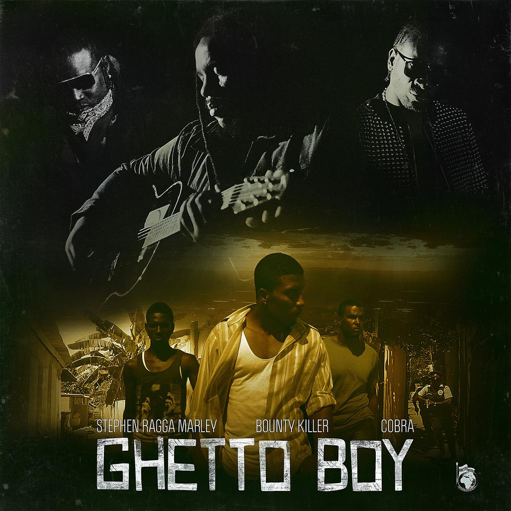 "Catch the Jamaica Premiere of @stephenmarley 's video ""GHETTO BOY"" at 9pm TONIGHT ON @OnstageTV #FruitofLife http://t.co/D4jJVOkFfc"