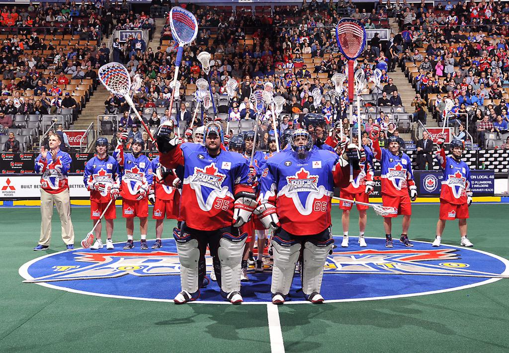 Here's to @TorontoRockLax on an incredibly inspiring #NLL season. They'll be back to #ReclaimGlory. #T