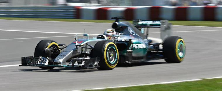 Formula 1 2015: GP Canada in Diretta TV Streaming con Sky Sport F1 HD