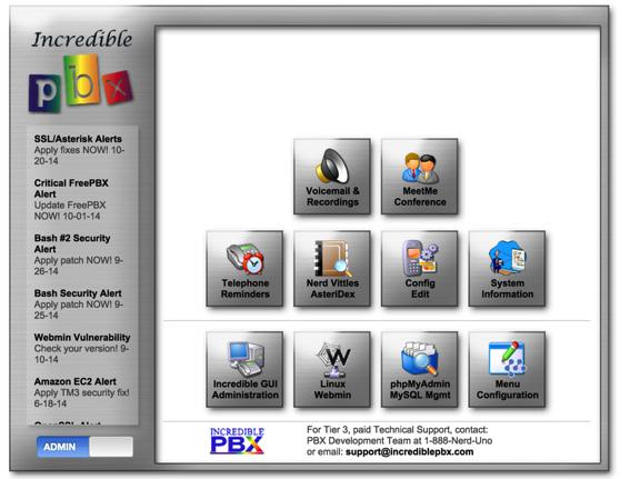 Introducing Incredible PBX 13 for CentOS 6 and 7 – Nerd Vittles