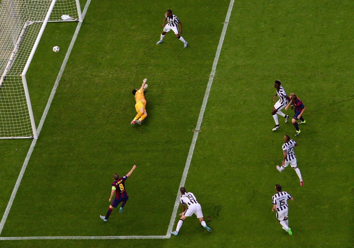 اهداف مباراة برشلونة و يوفنتوس 3-1|| نهائي دوري أبطال أوربا 2015