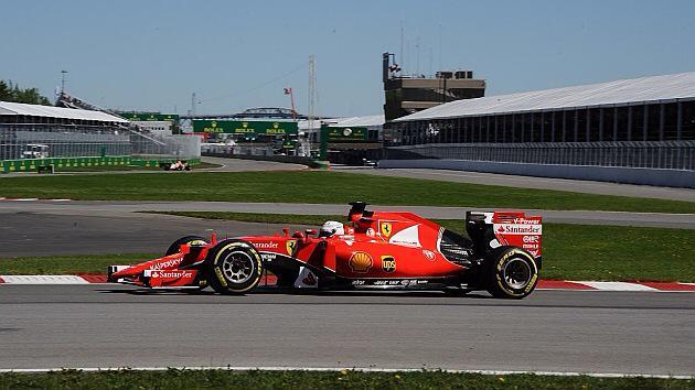 F1 Gp Canada 2015 Rojadirecta: diretta tv streaming e griglia di partenza, Ferrari Vettel ultima a Montreal