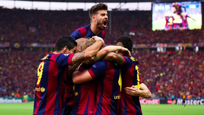 JUVENTUS BARCELLONA 1-3 Video Gol Highlights #UCLfinal: Triplete al Barca