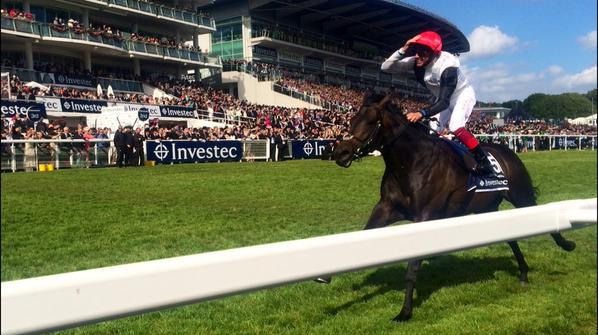 Golden Horn – Epsom Derby 2015