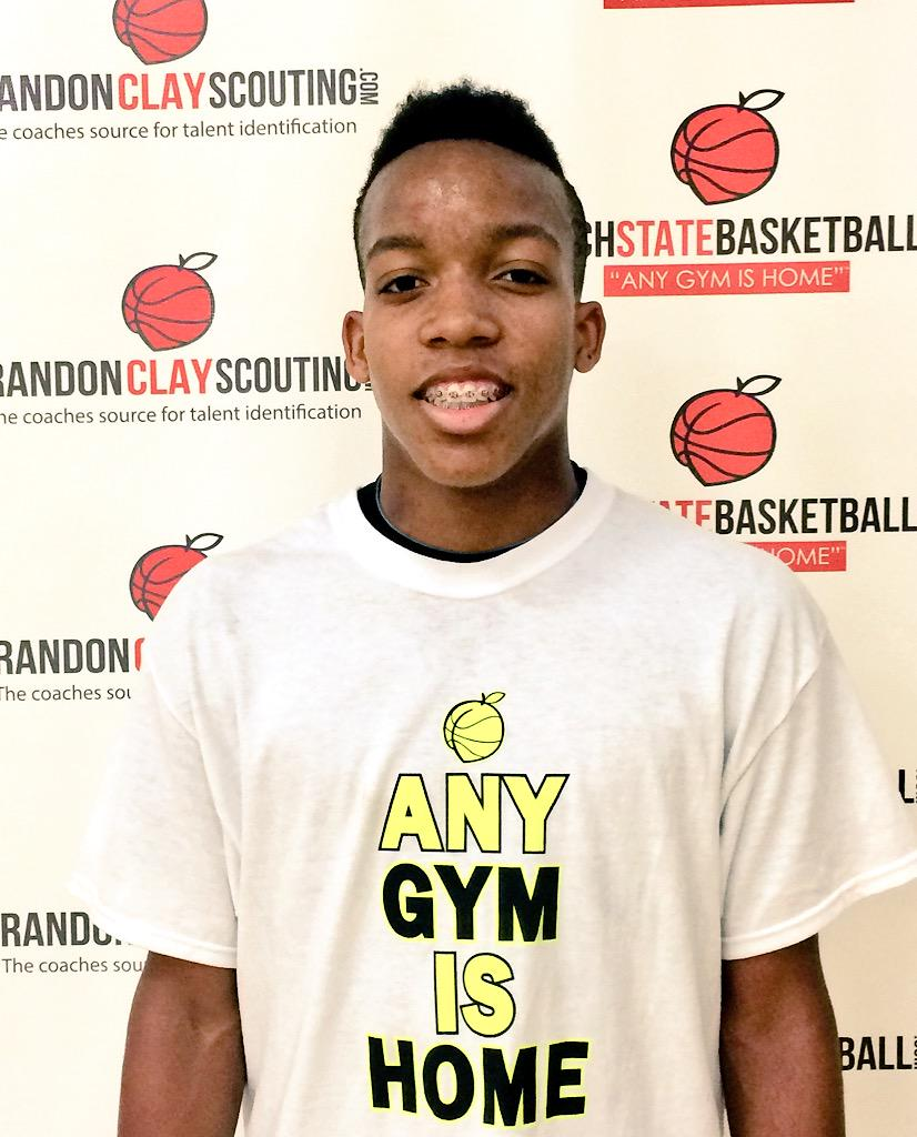 Josh Daniels (GA-16) made plays all day long at #EBASuper64. Tough ball handling PG from Woodlands HS http://t.co/rcAtlYyx0J