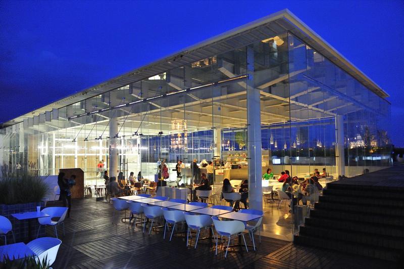 Museo Amparo On Twitter El Café Del Museo En La Terraza