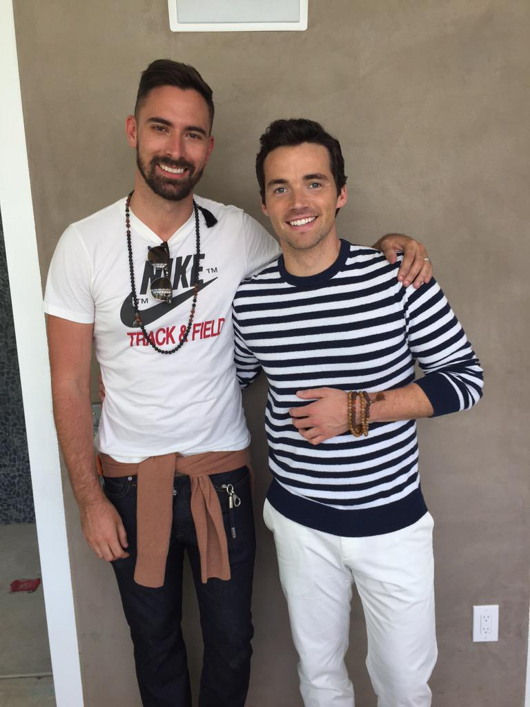 Had the pleasure of styling the wonderful Ian Harding for @BELLOmag out in July! @PLLfans @plllogic @LittleLiars #PLL http://t.co/fWy8z91Oek