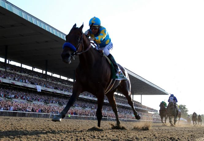 American Pharoah – Belmont Stakes 2015