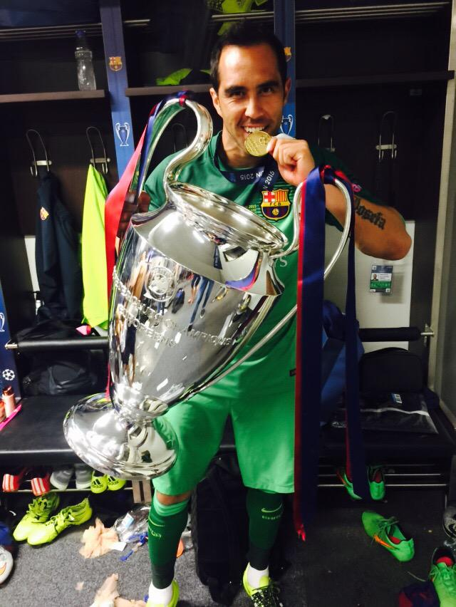 Campeón!!! Feliz inmensamente feliz! http://t.co/5T7508UmdF