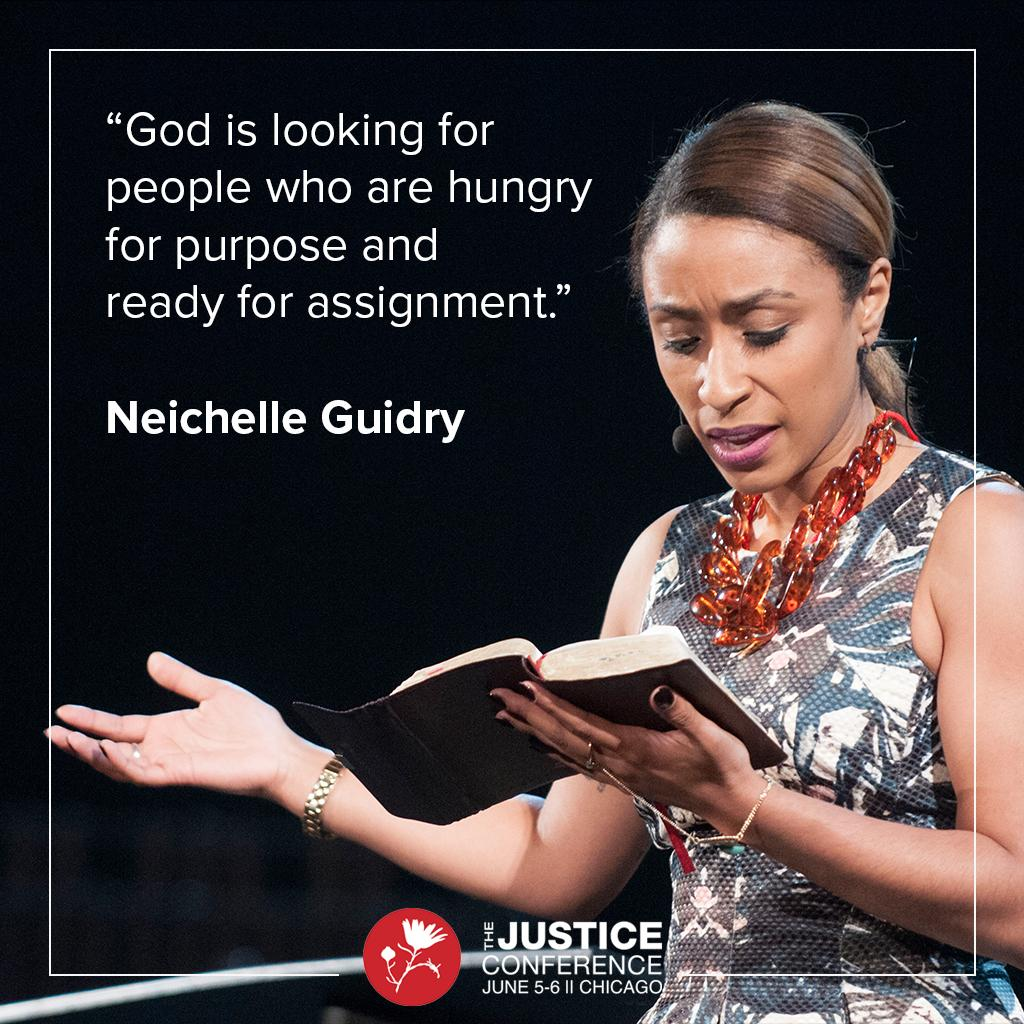 """""""To follow Jesus in transforming this world, you must be about the things that He is about."""" @neichelleg #Justice15 http://t.co/jERafv93qk"""