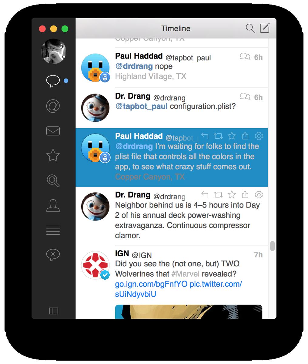 twitter hacker software for mac