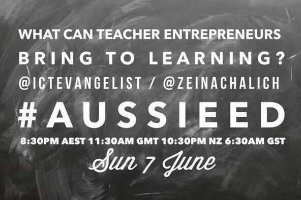 Ten minutes until #aussieED  Will you join us? http://t.co/TOIhY7YIUS