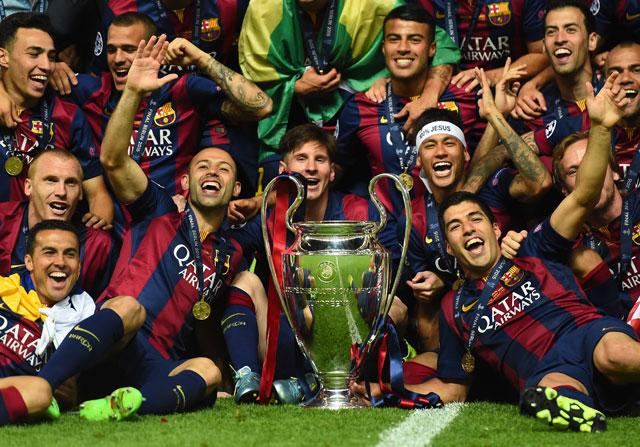 Barca To Become World's Most Valuable  Sports Team