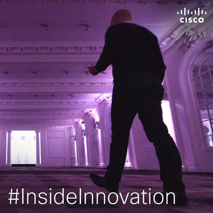 No plugs? No problem. Explore connected lighting at @CiscoCREATE: http://t.co/zHQYZXTPn6  #InsideInnovation http://t.co/Oy6aArv0CO