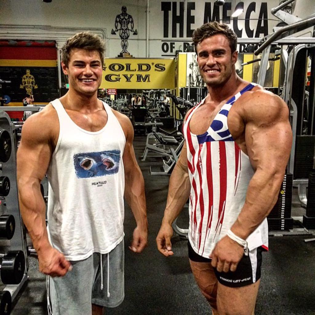 ¿Cuánto mide Jeff Seid? - Real height CG5ZNuzUcAA9Mzr