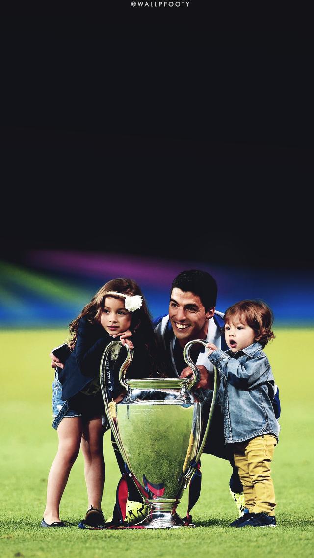 Iphone Backgrounds On Twitter Background Fcbarcelona Messi Neymar Suarez Wallpaper Barca Art