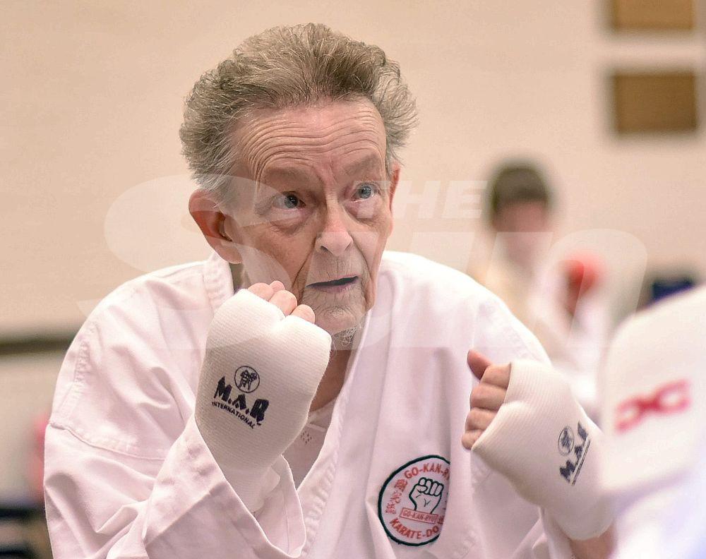 Meet britain's oldest martial arts expert - scoopnest com