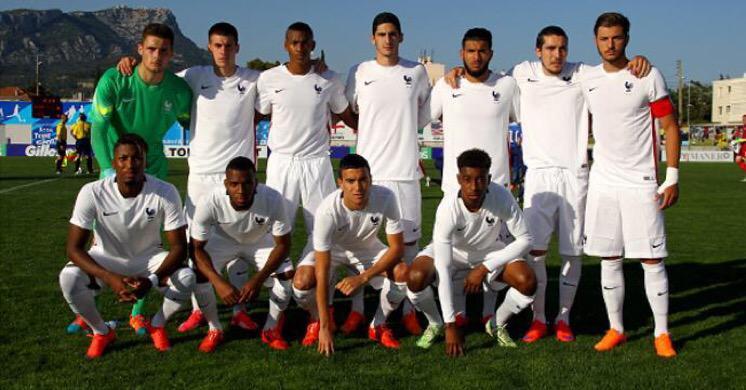[#FestivalToulon] #France 3-1 #Maroc L'EQUIPE DE FRANCE REMPORTE LE TOURNOI DE TOULON !!! #FRAMAR