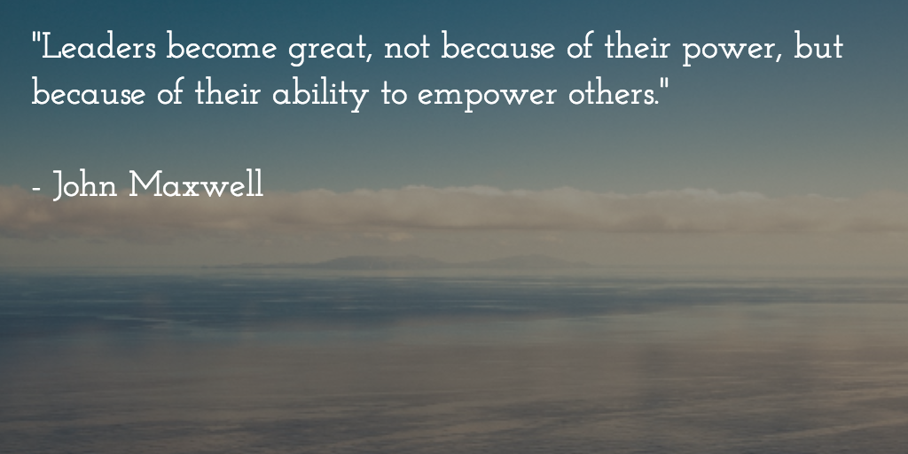 Are You An Empowering Leader?