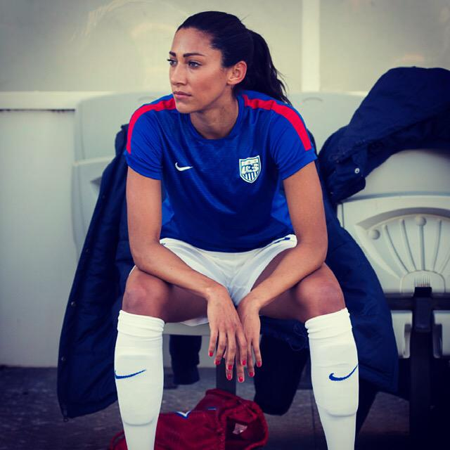 The wait is over. Let the games begin! #USWNT #USA #FIFAWWC #NoMaybes