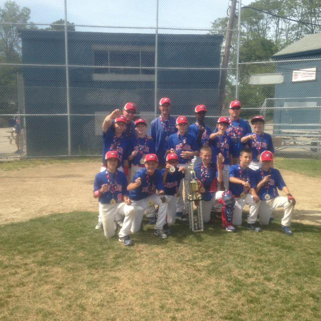 NEAAU Baseball On Twitter 11U AAU Diamond Division League Champions The CT Mustangs Congratulations Tco Aw8JcppdK3