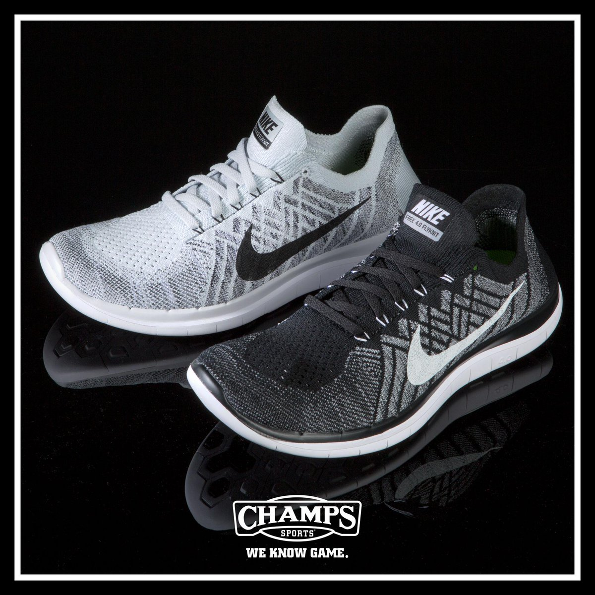 92f6a38a85192 ... Nike Free 4.0 Flyknit 2015 - Women s Champs Sports on Twitter  ...