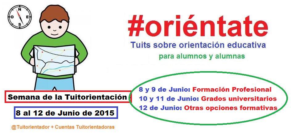 Thumbnail for #oriéntate sobre Formación Profesional 2015