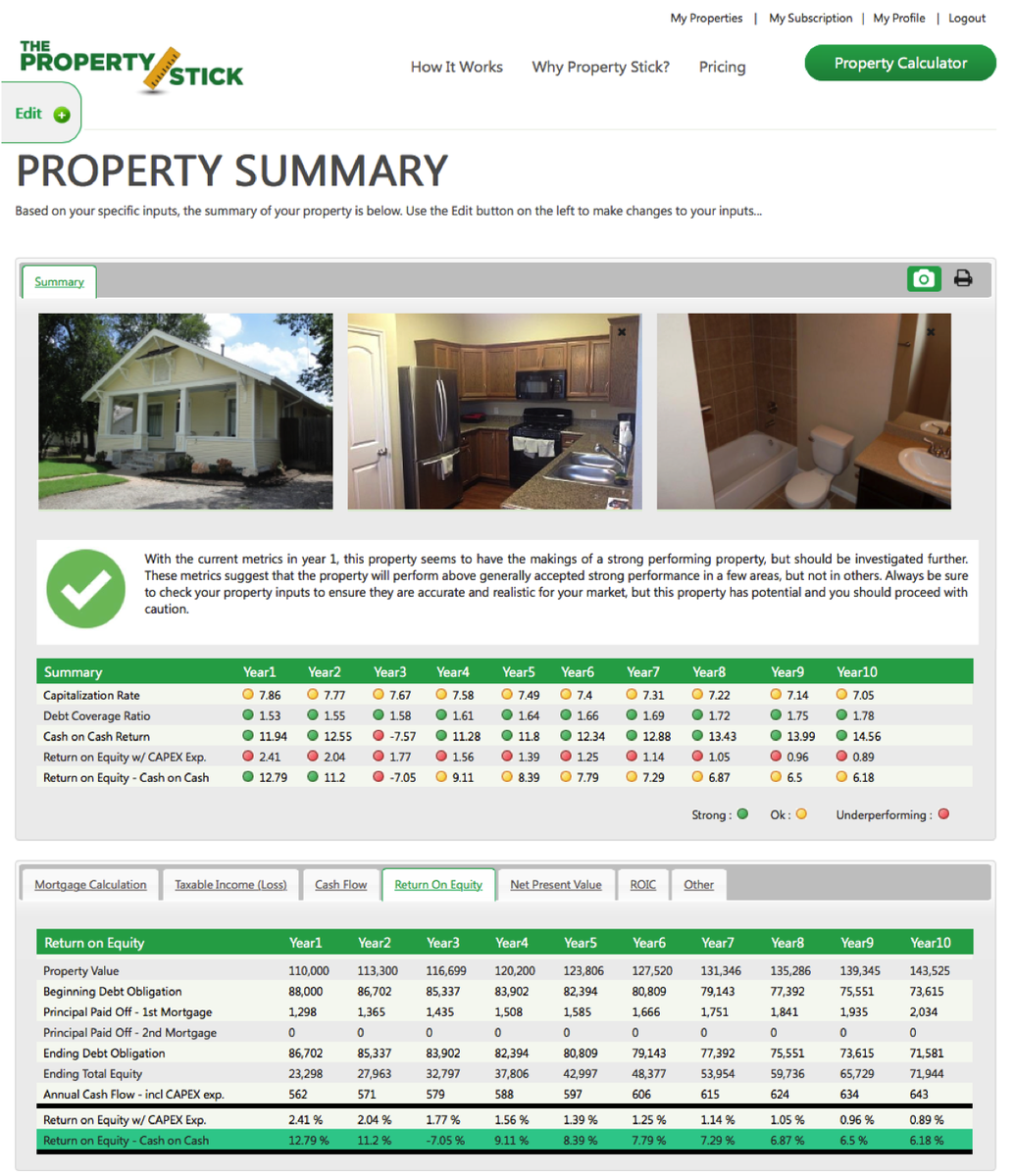 The Property Stick (@PropertyStick) | Twitter