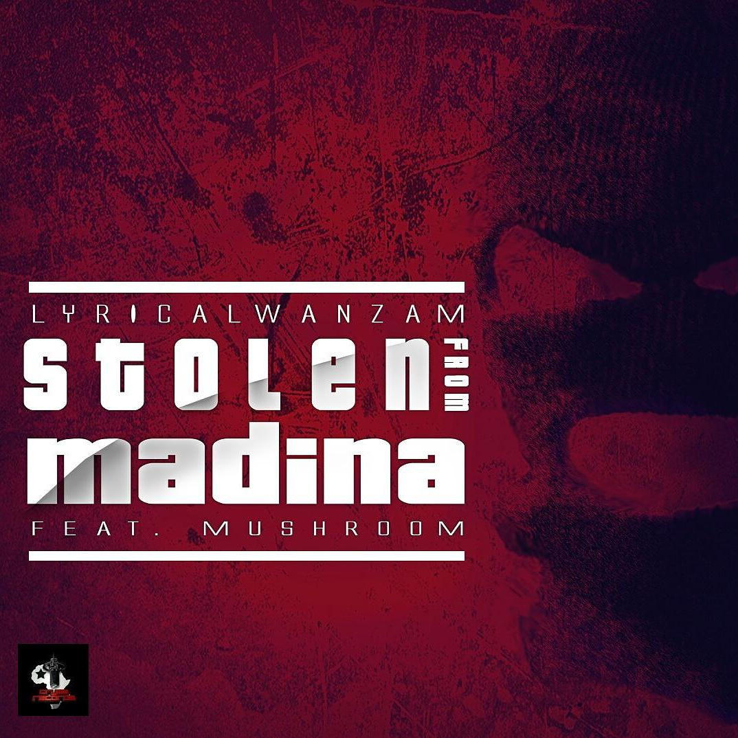 "New Music ""Stolen From Madina"" by  @Lyricalwanzam drops this Friday 12/06/15 @crymerecords http://t.co/pwqgXpvdFa"