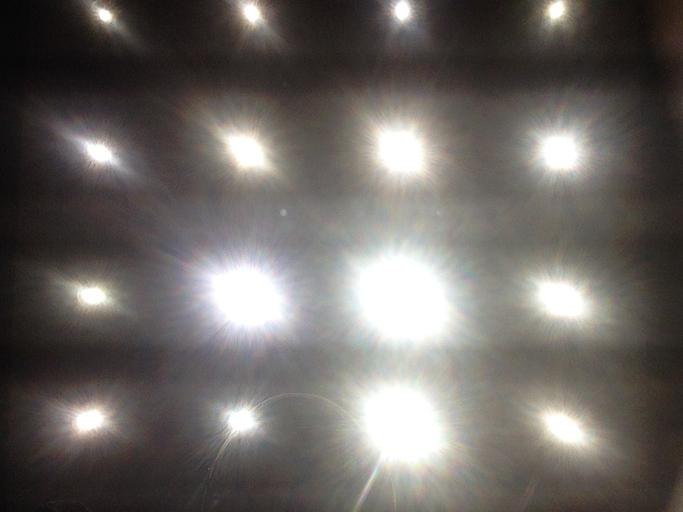 The ceiling lights in the Math Building elevator make another #array. #mathphoto15 http://t.co/7vj2iREdUU