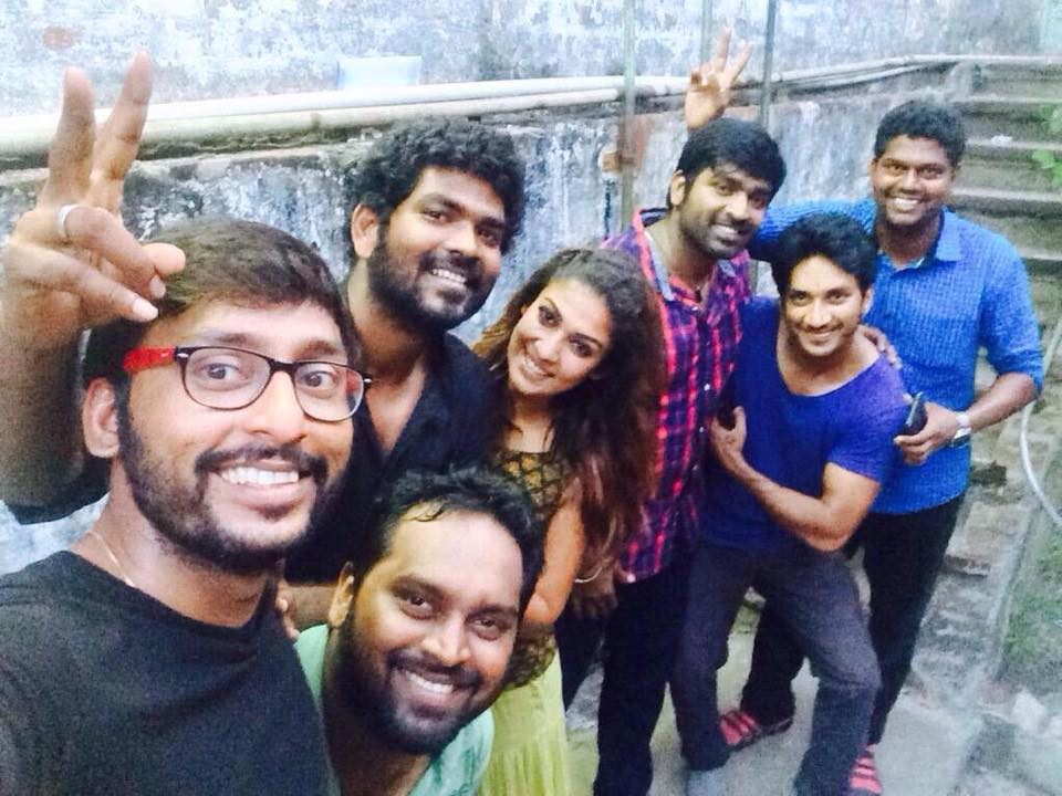 Naanum Rowdy Dhaan shooting wrapped!