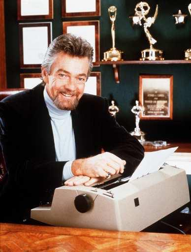 Bought Stephen J Cannell's typewriter at #fiveacres charity gala last night. Rockford! A-Team! Greatest Am Hero! http://t.co/ake63AWy2l