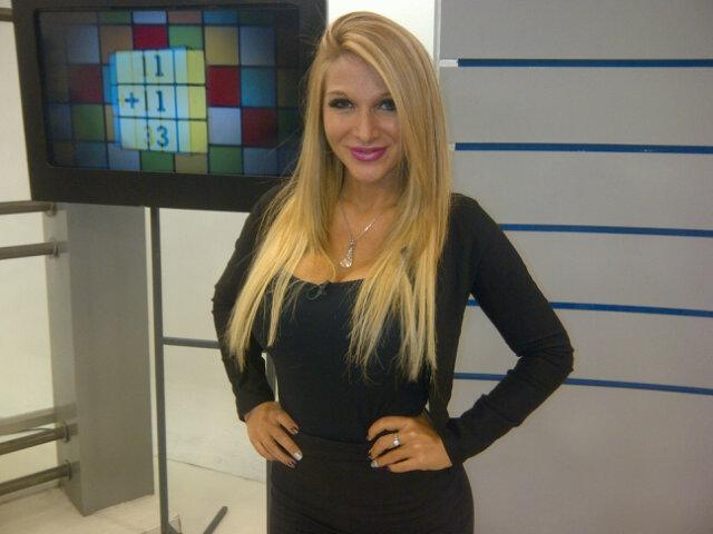 Cecilia Oviedo En Notiblog Newhairstylesformen2014 Com