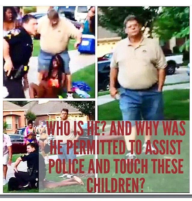 We will pay $200 for the confirmable name of this man. Help us out Twitter. #McKinney http://t.co/BxsSMU5F0y