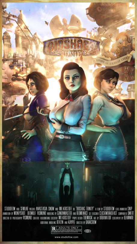 "Studio FOW 🍂 on Twitter: ""Bioshag: Trinity coming July 4th ..."