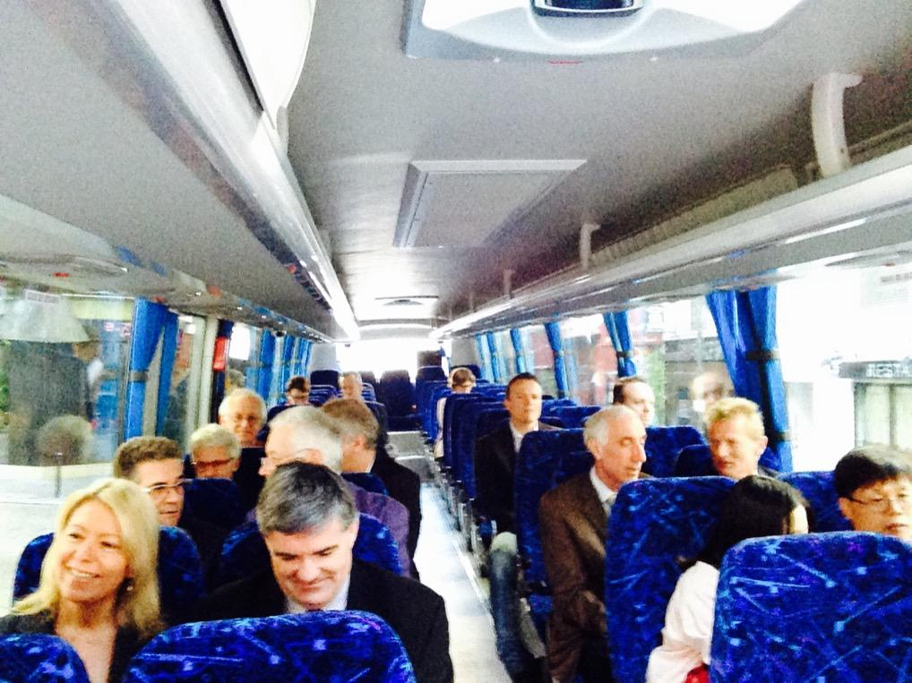 Le consortium #daisy est en route pour #eeaf2015 http://t.co/h8BKQWBWNq