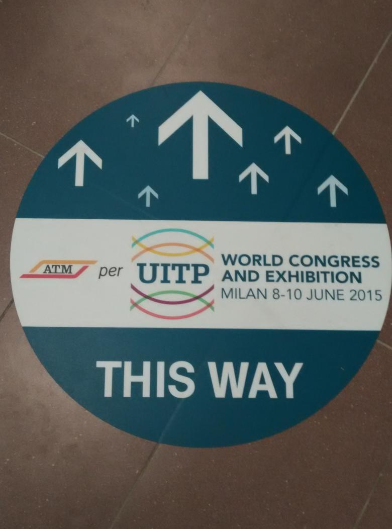 Thumbnail for #UITP2015 LIVE - 8 June 2015