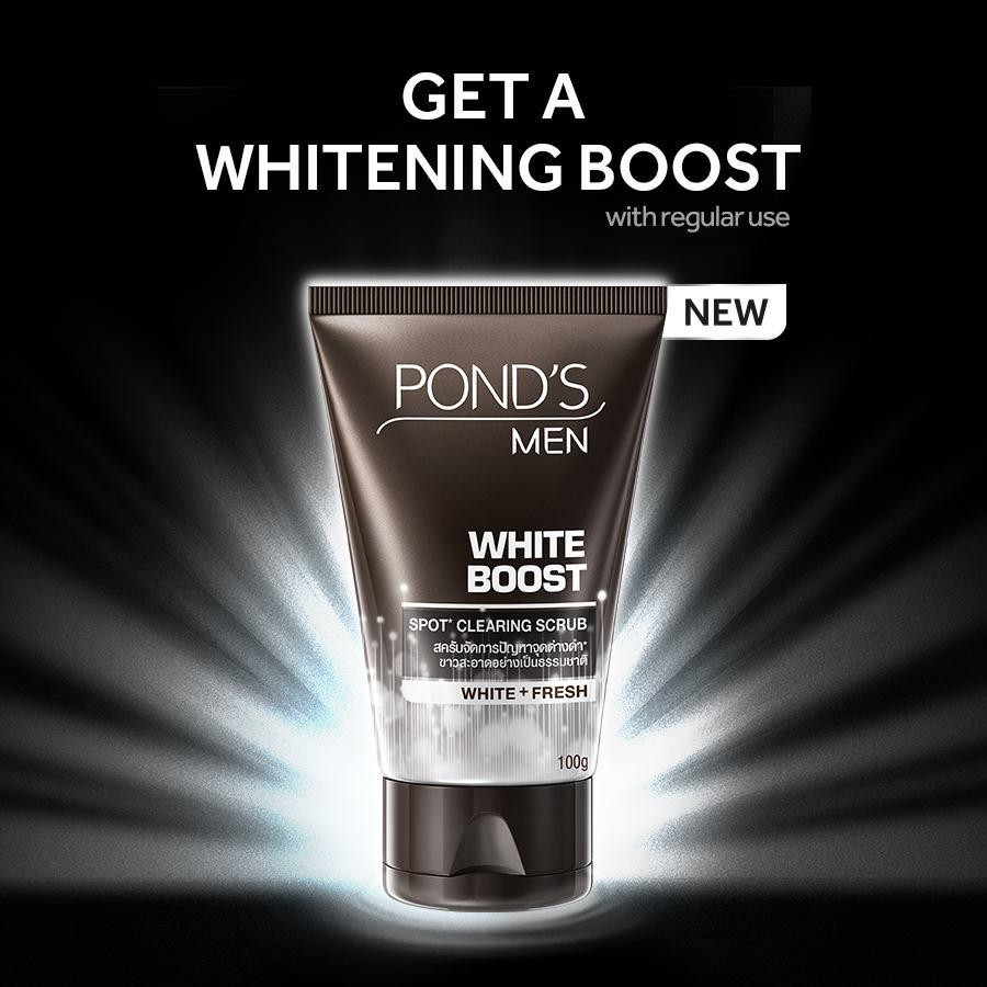 Ponds Men Ph On Twitter New White Boosts Unique 1200 Am 11 Jun 2015