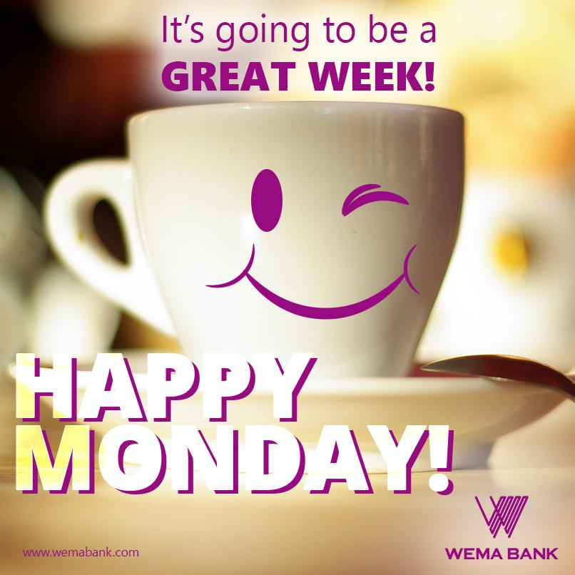 Image result for happy monday and great week images