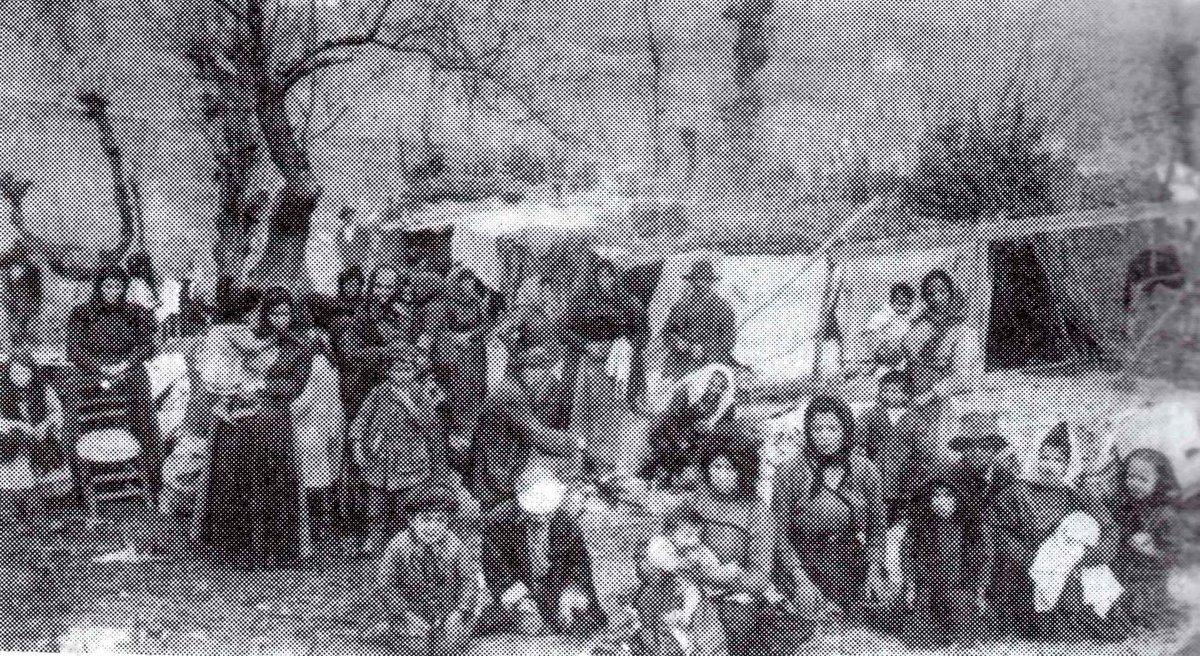 Foto storica Terremoto Calabria
