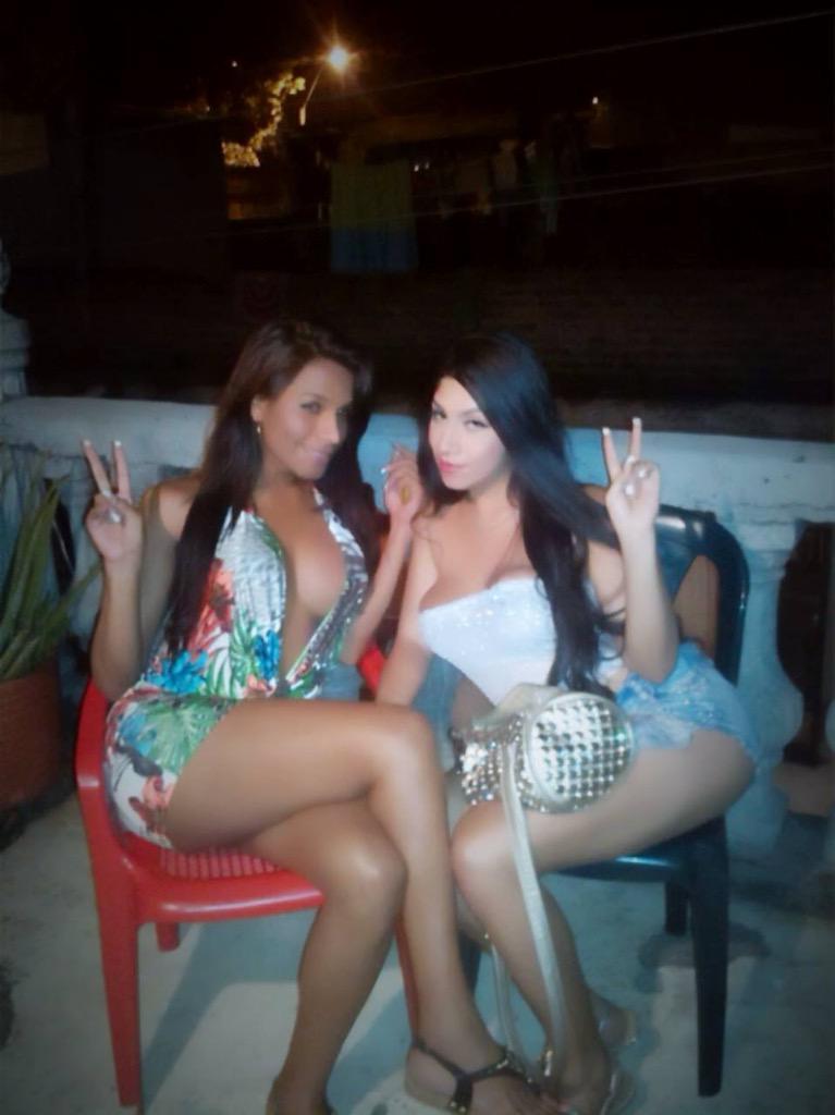 travestis en colombia