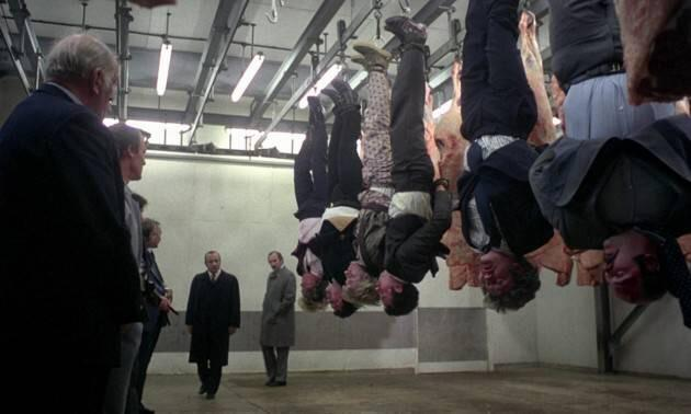 Pictures just in from Zurich of Sepp's emergency meeting with the FIFA Executive Committee... http://t.co/zxefsem4Fc