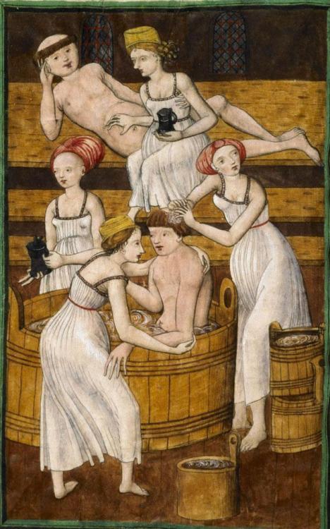Racontemoilhistoire on twitter l 39 hygi ne au moyen age for R s bains twitter