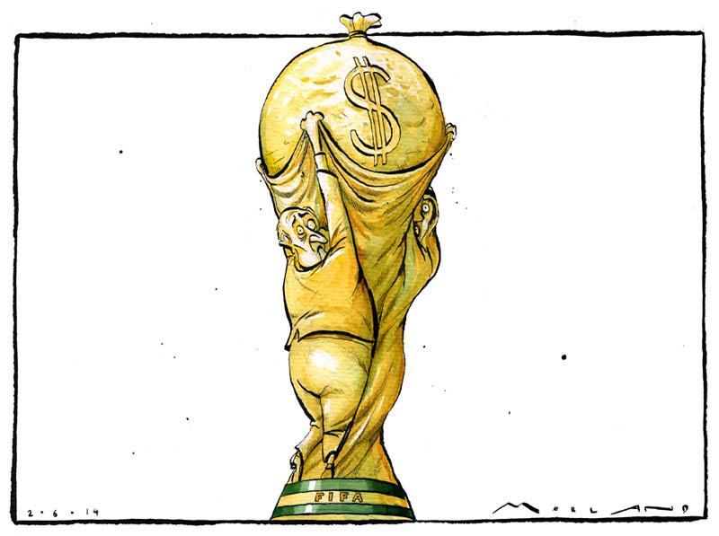 В Германии призвали создать новую международную федерацию футбола - Цензор.НЕТ 4319